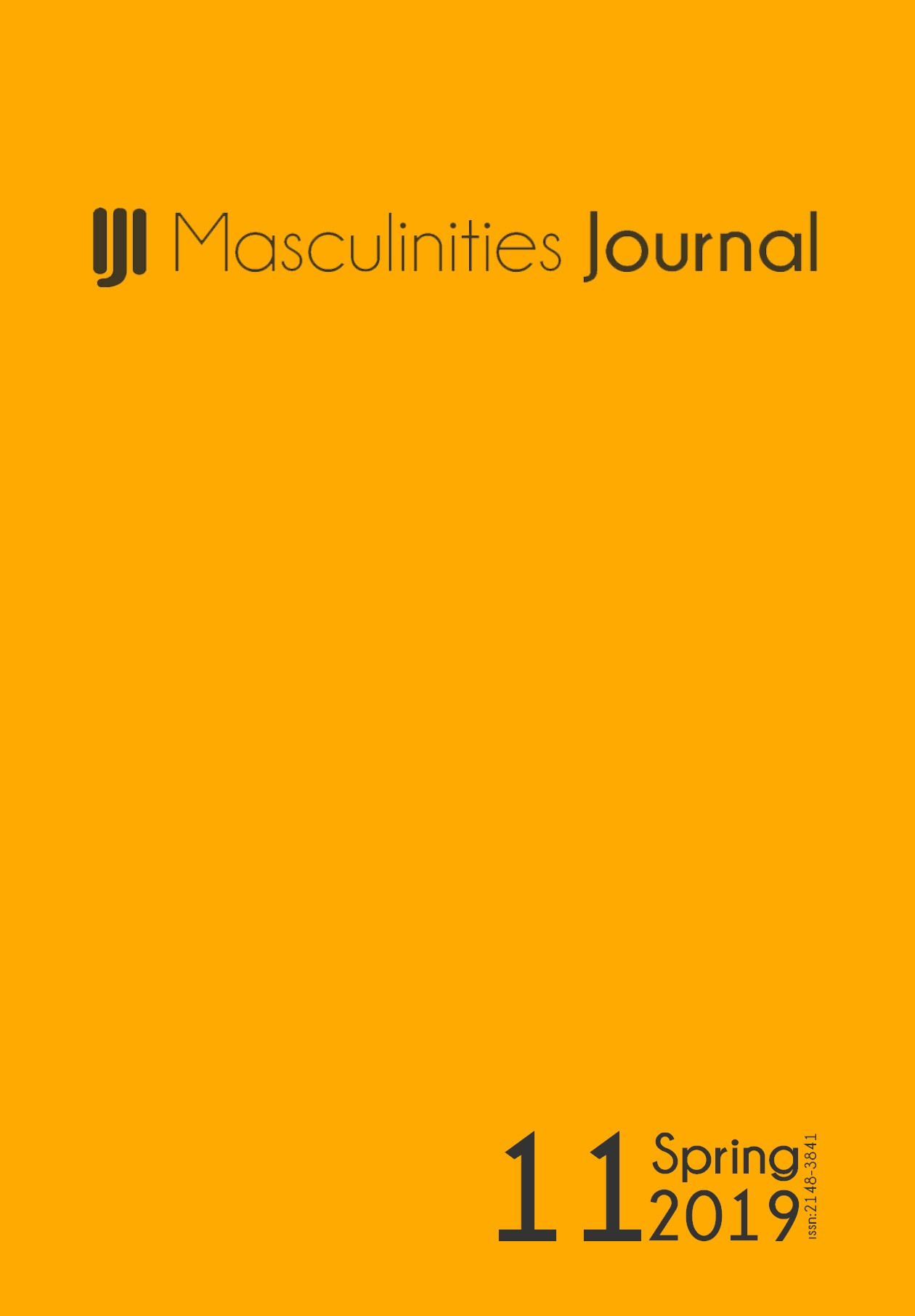 11th Issue of Masculinities: A Journal of Culture and Society is online now