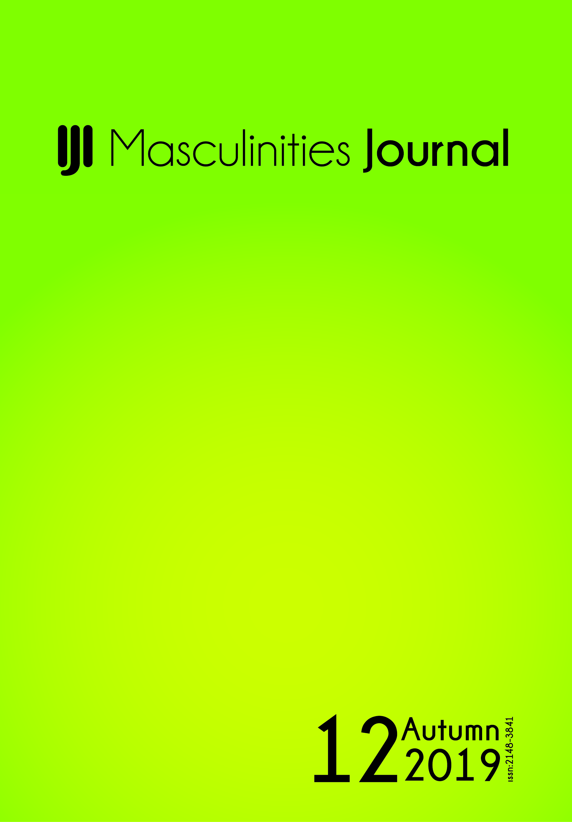 12th Issue of Masculinities: A Journal of Culture and Society is online now